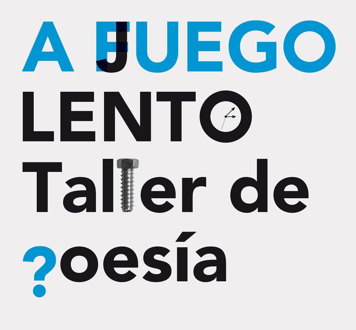 A JUEGO LENTO - TALLER DE POESÍA - El sitio de las Palabras