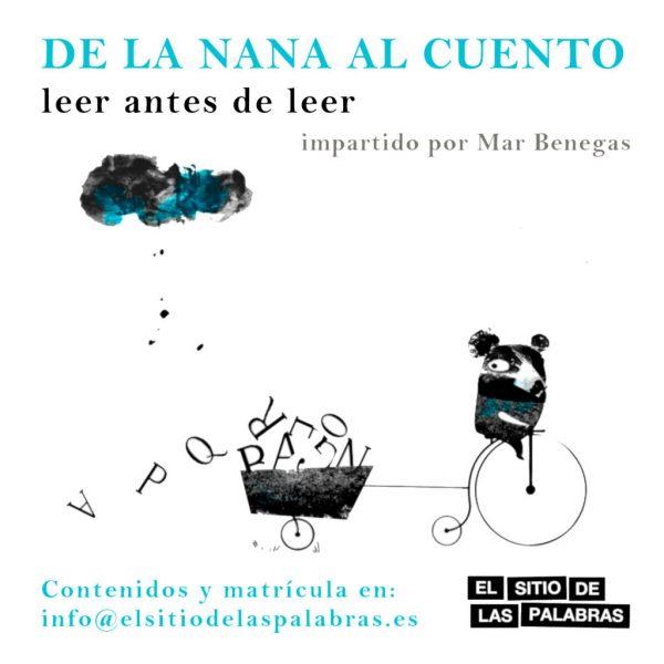 cartel NANA CUENTO