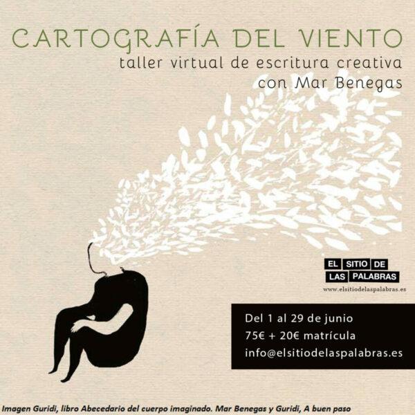 cartel CARTOGRAFÍA DEL VIENTO esdlp junio20