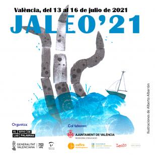 cartel JALEO21
